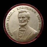 Click this picture to learn more about our Abraham Lincoln Sculpture